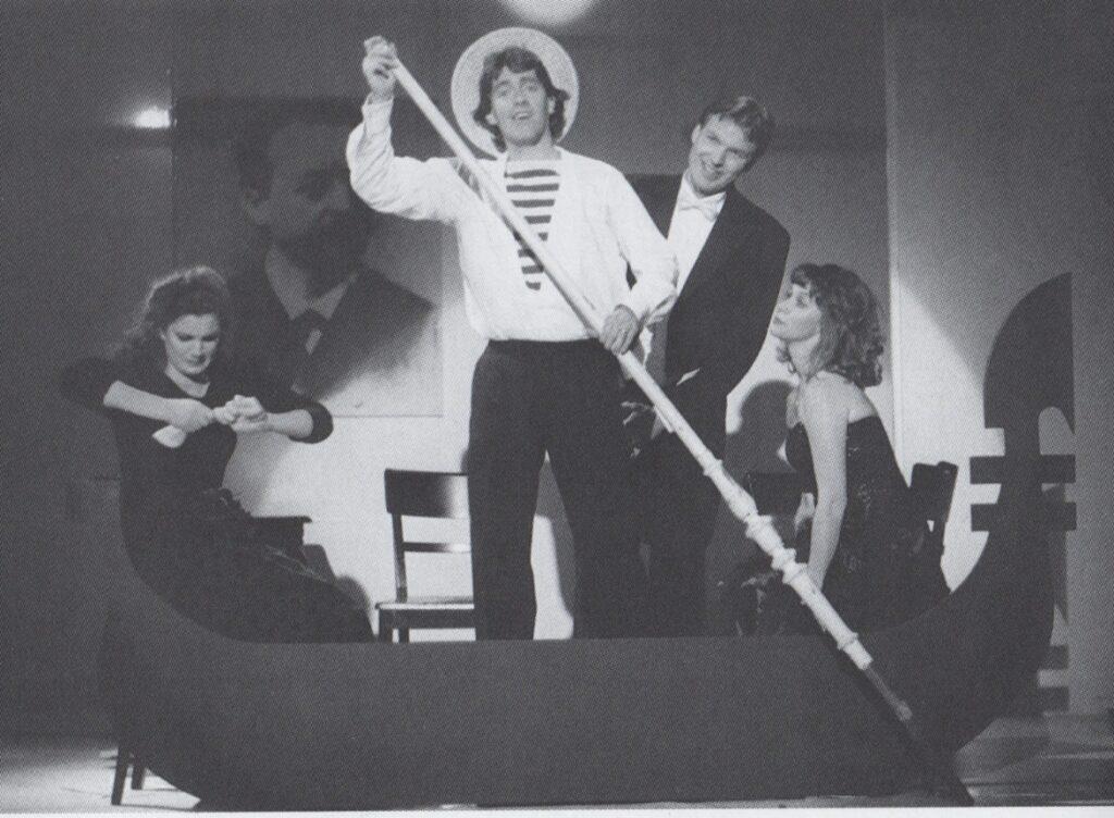 The Gondola Scene from The Riemann Opera
