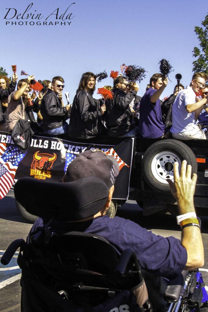 Veteran's Parade 2020