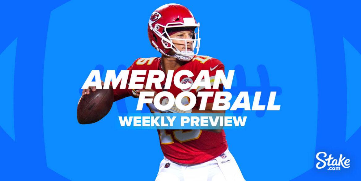 Tips Sepak Bola Amerika - Taruhan