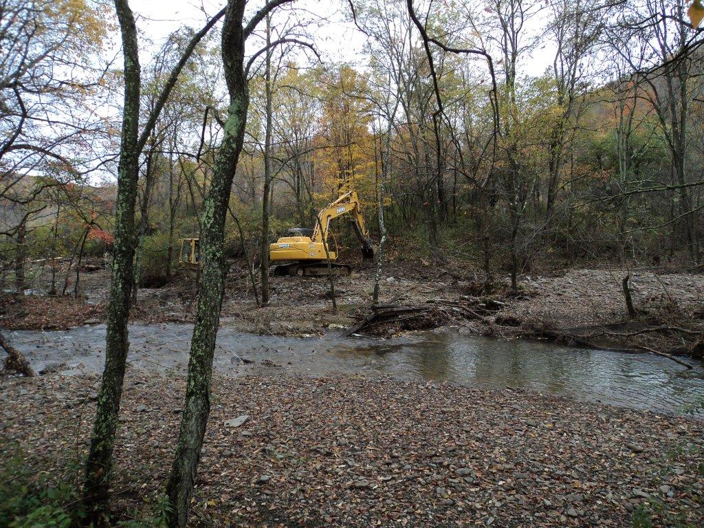 Creek Restoration Project