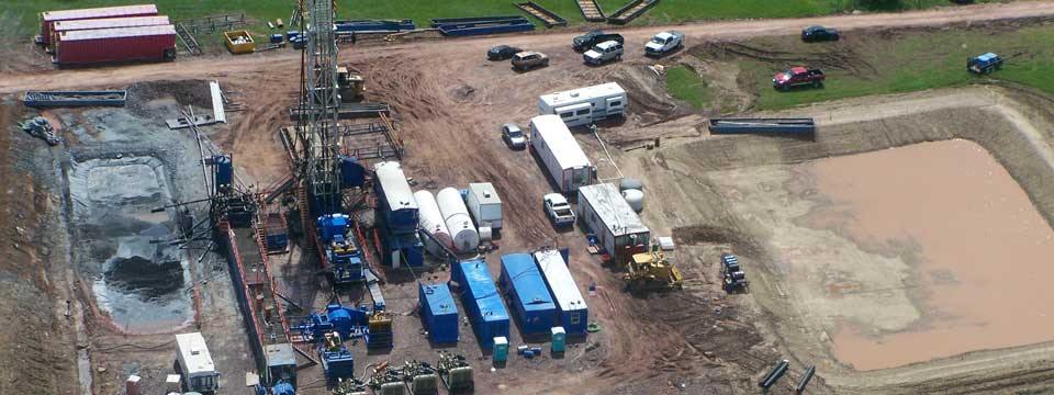 Natural Gas Site