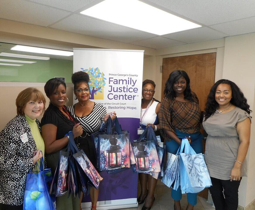 Ways To Support The Family Justice Center
