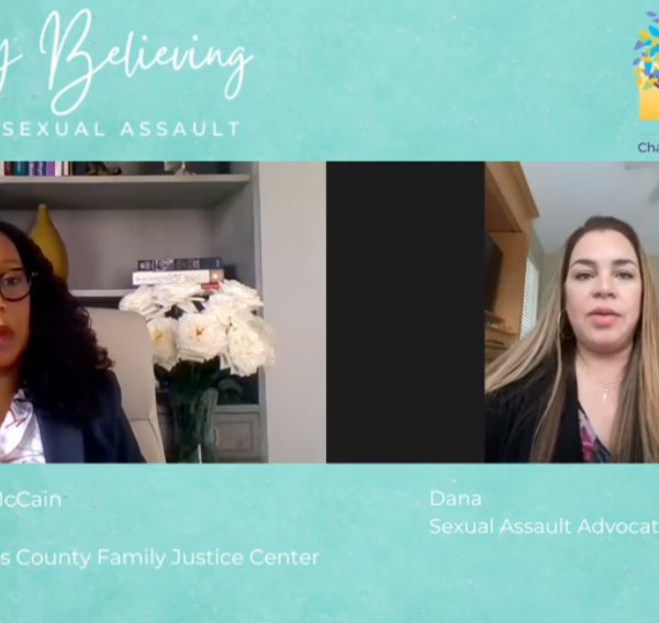 Start By Believing: Surviving Sexual Assault   Dana's Story