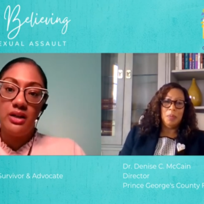 Start By Believing: Surviving Sexual Assault | Yolanda's Story