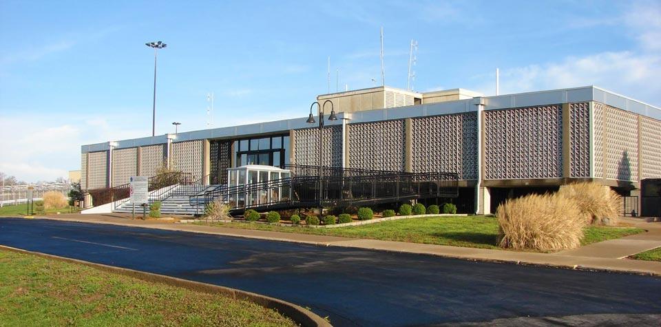 Penitentiary in Marion, Ohio