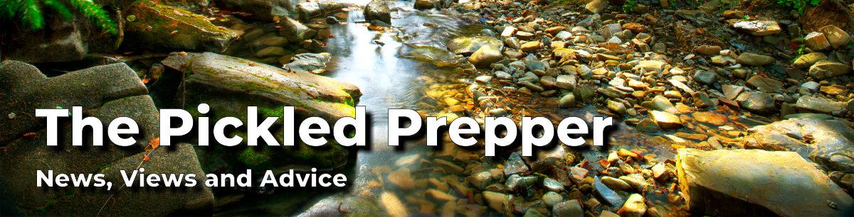 The Pickled Prepper Blog