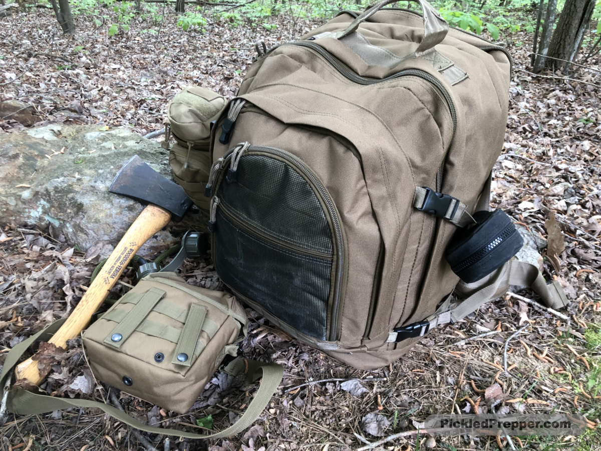 The Dirty Little Secret about Bugout Bags
