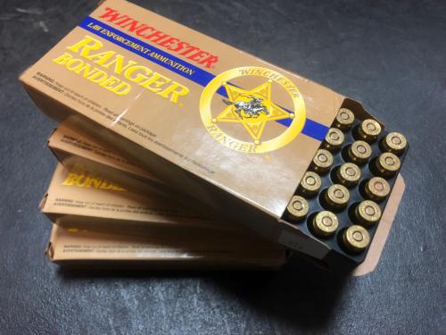 Ranger SXT ammo