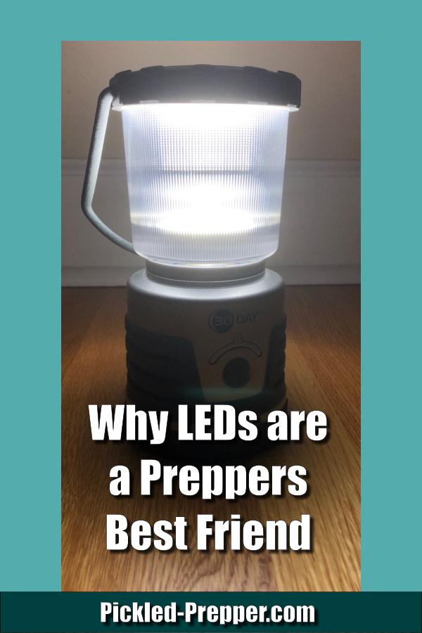 LEDs: The Prepper\'s Bright Little Friend
