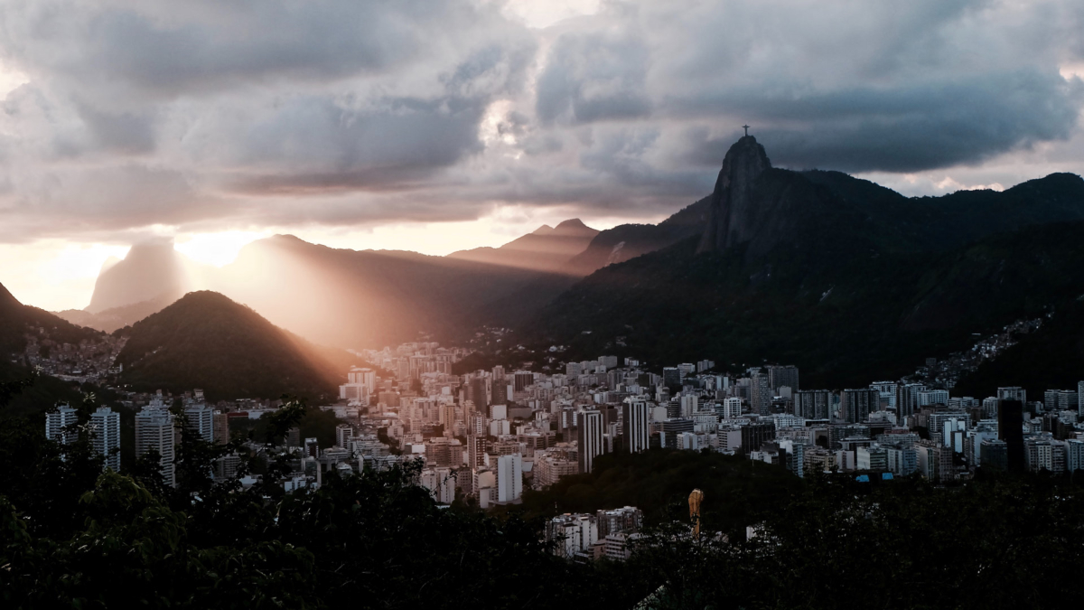 Rio d Janeiro, Brazil, where COVID-19 cases are climbing. Photo by Julianna Kaiser on Unsplash