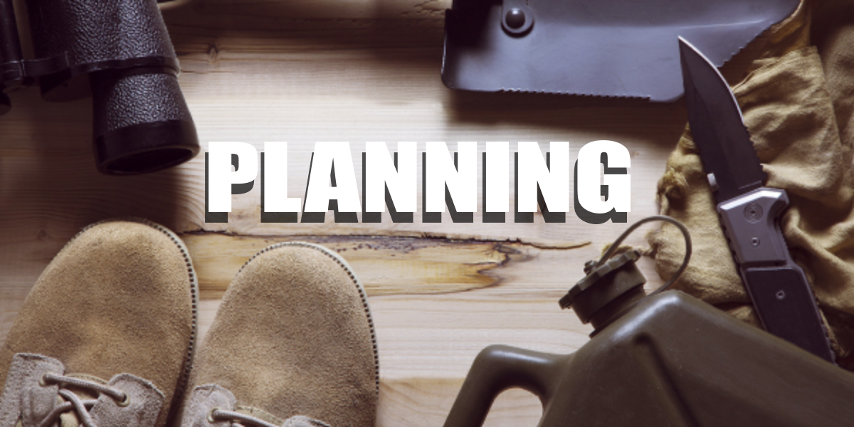 Preppers Need to Go Beyond Planning and Build Skills