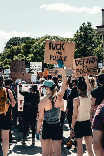 Protesters want to defund the police