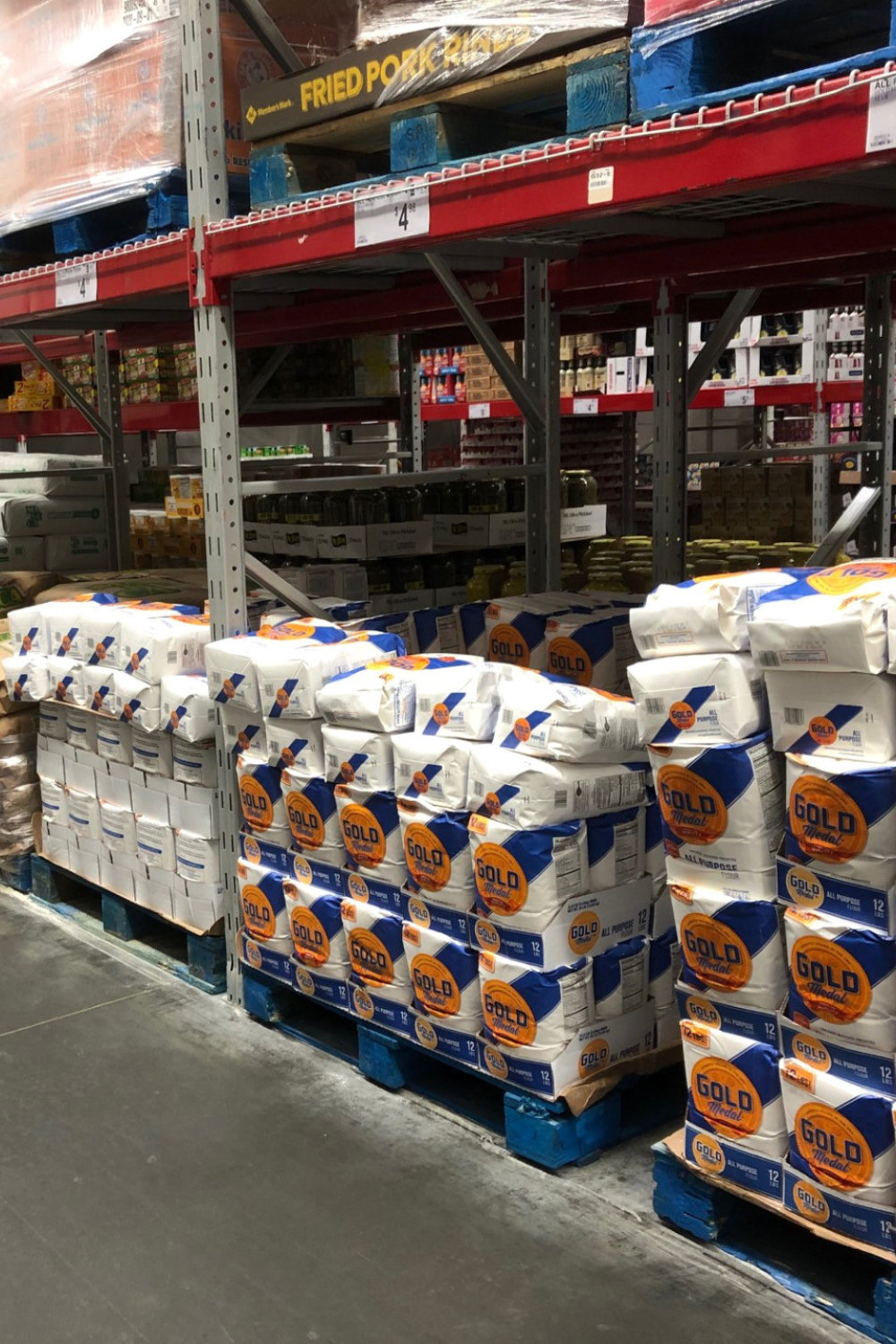 September 13 Prepper Diary: The Layered Approach to Food Storage