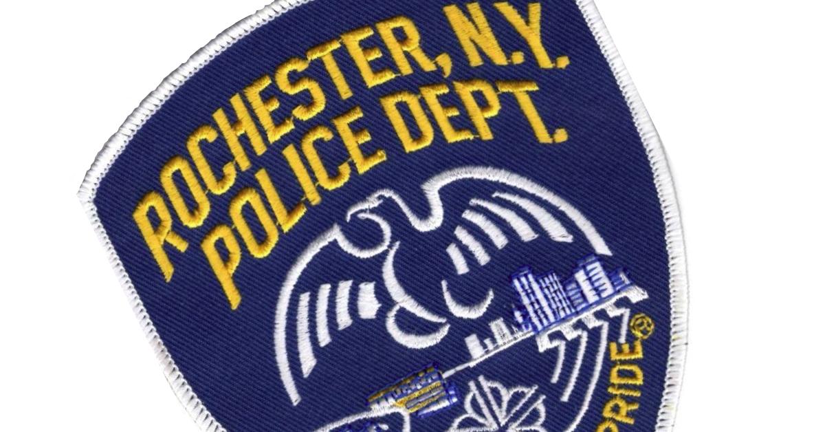 Rochester PD logo