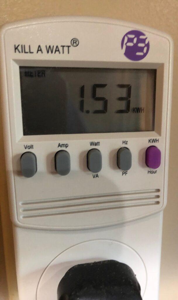 KIll-A_Watt meter