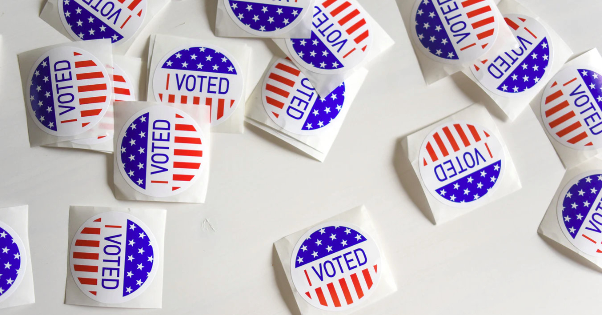Prepper Diary October 23: I Voted Yesterday