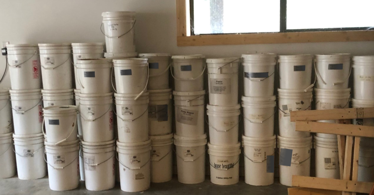 Prepper Diary October 2: How to Build Your Food Storage Over Time