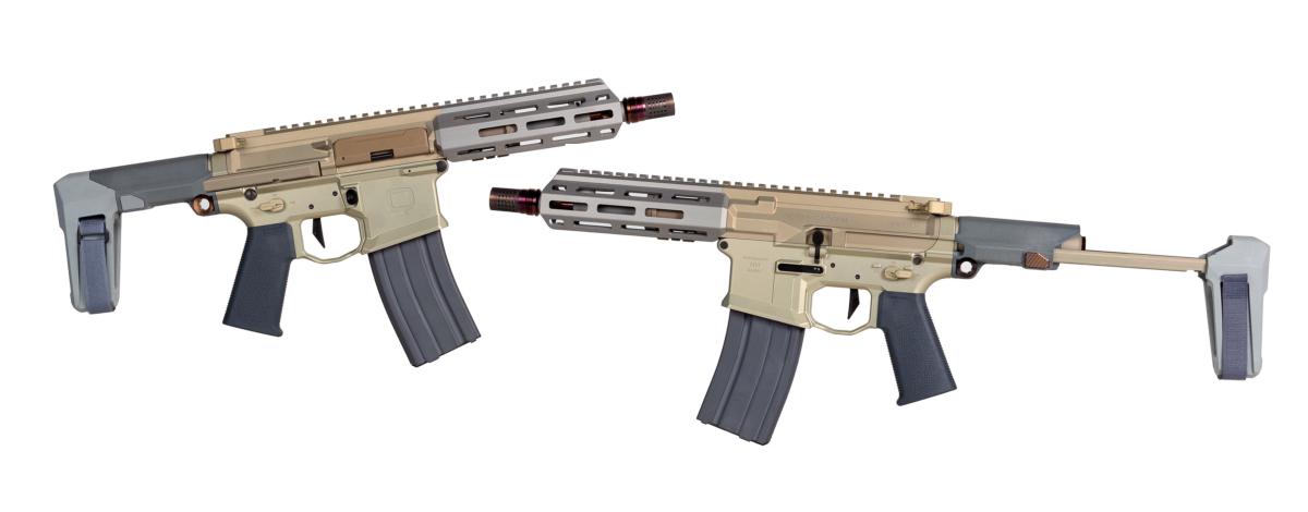 Honey Badger AR pistol