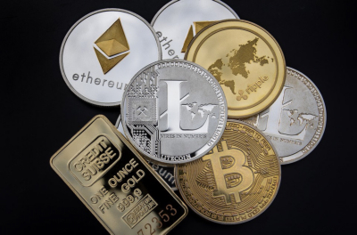 various cryptocurrencies