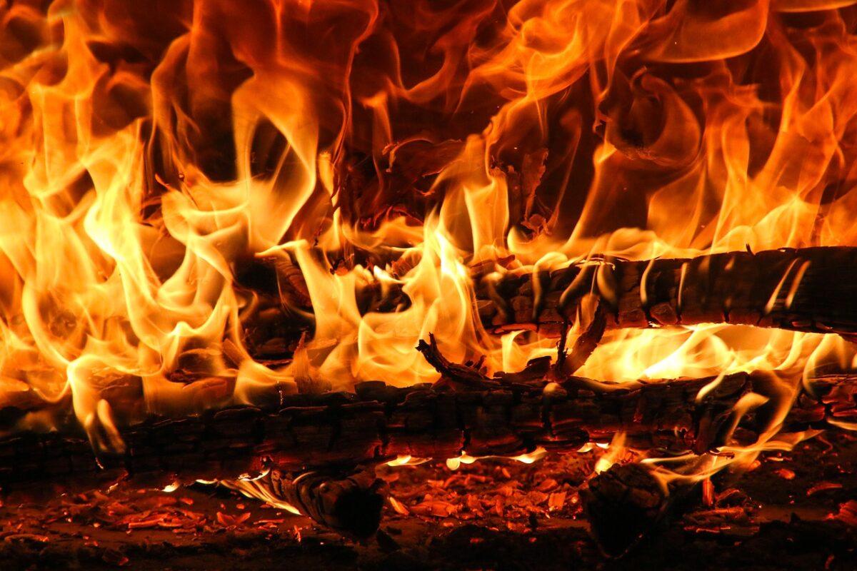 Nothing heats like wood!