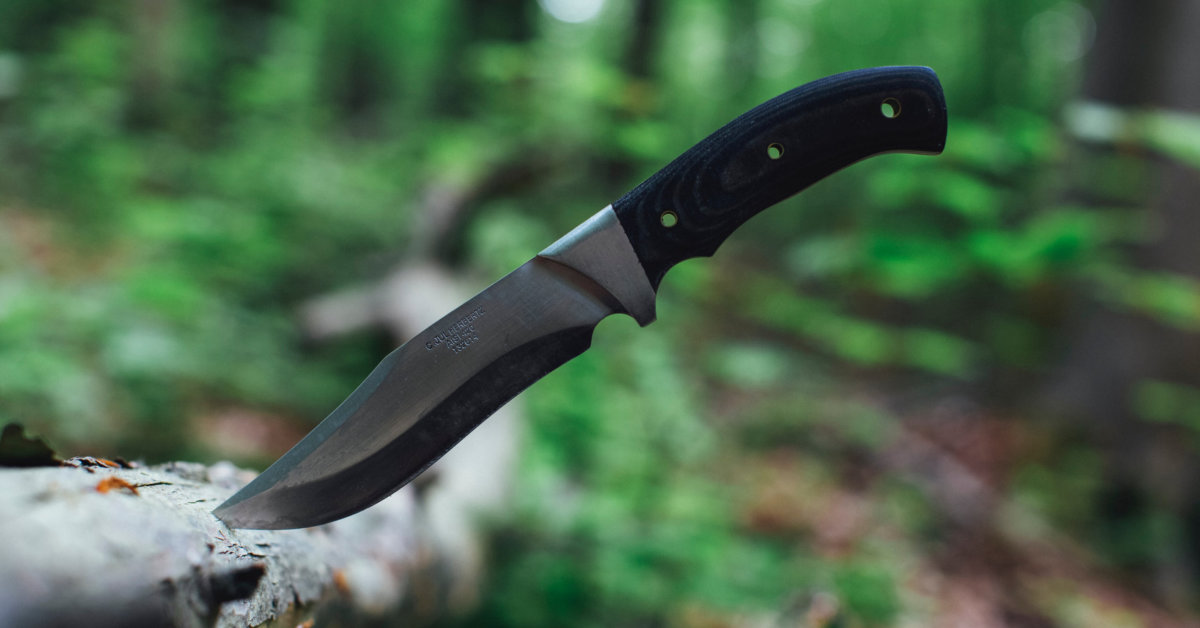 Prepper Diary January 24: Trying to Identify the Best Way to Wear a Fixed Blade Knife
