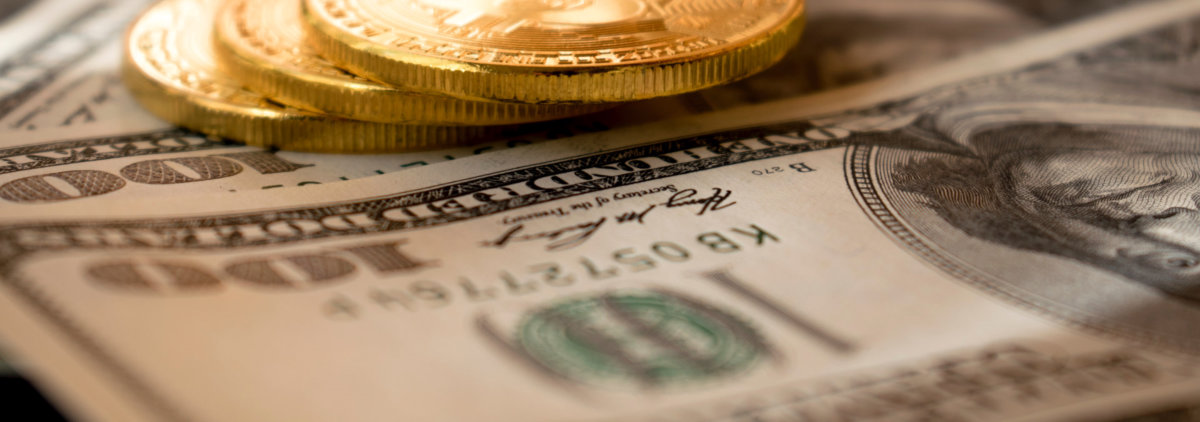 The dollar's buying power is being eroded by inflation.