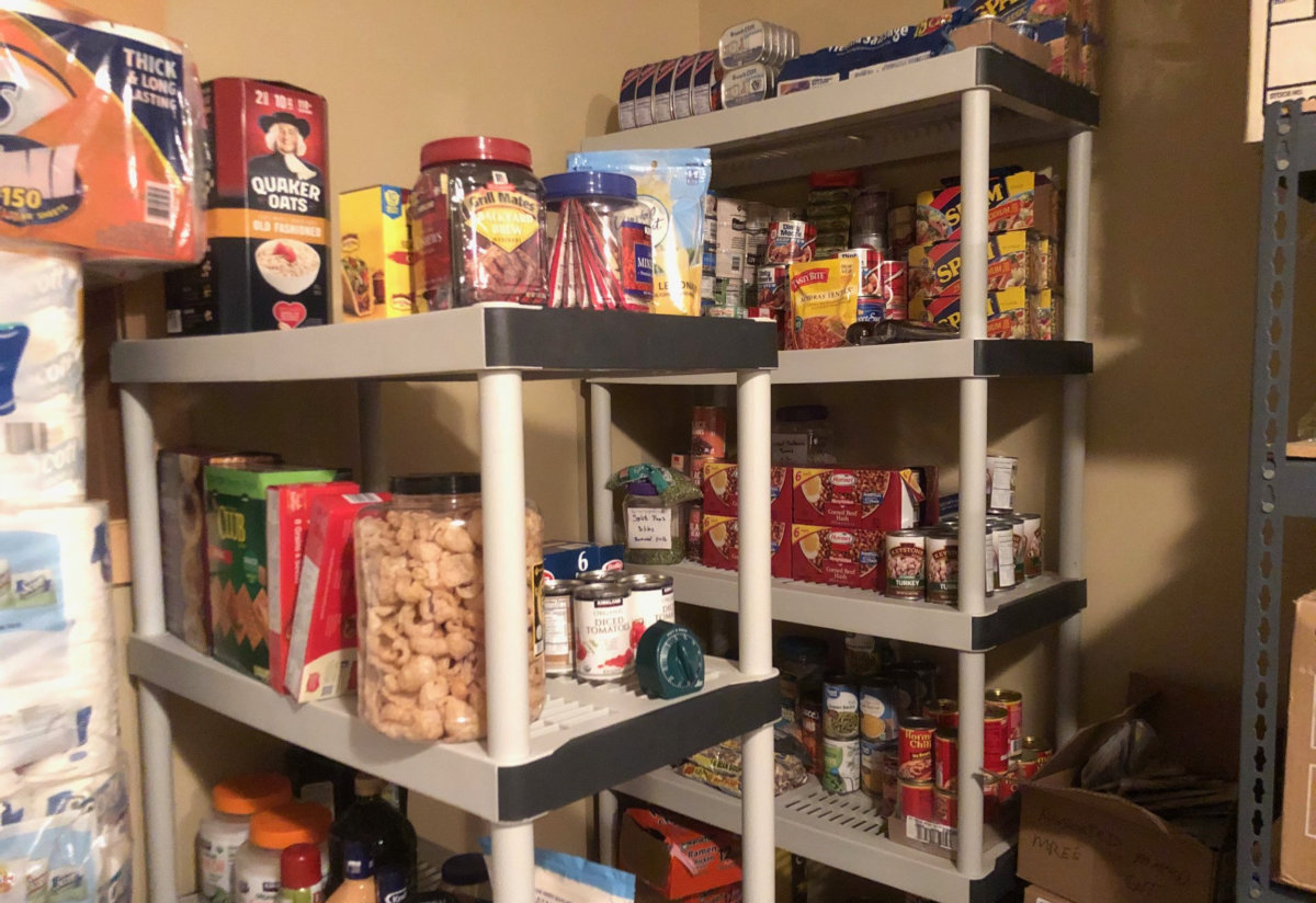 Prepper Diary January 23: It's like Christmas all Over Again