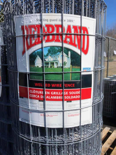 Red Brand fencing is made in America.