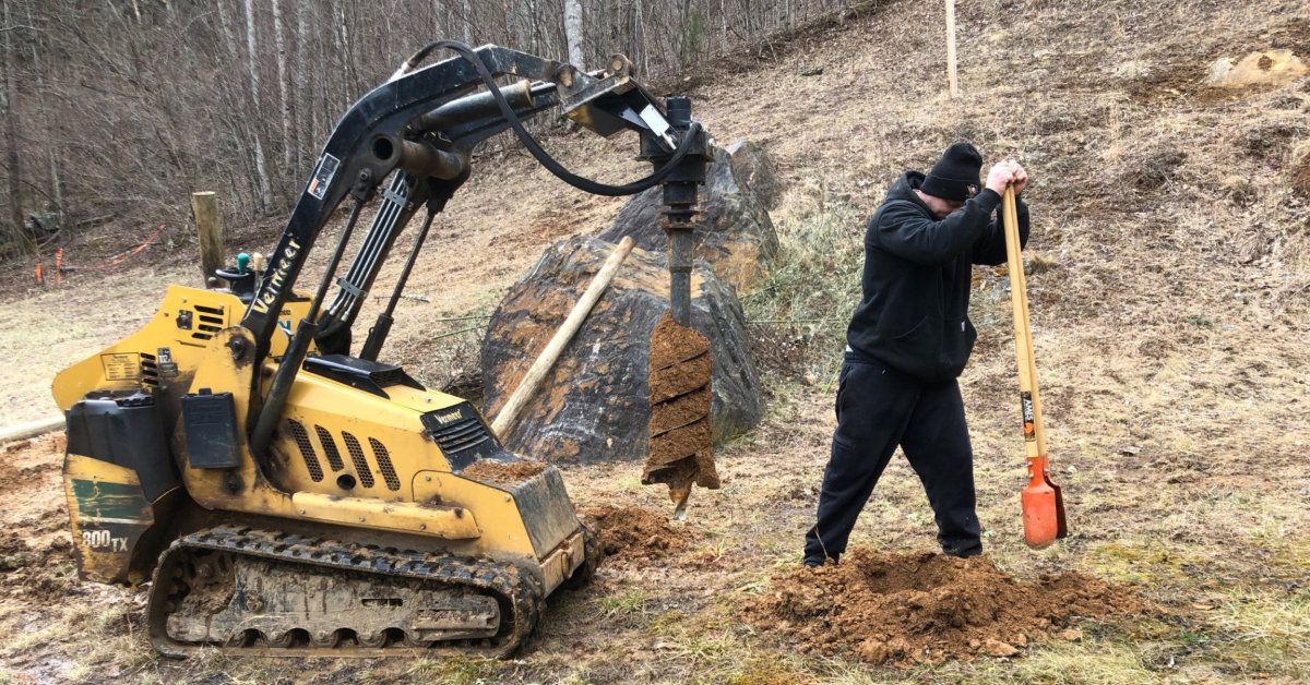 Prepper Diary: We Review our Options and Pick a Powerful Fence Post Hole Digger