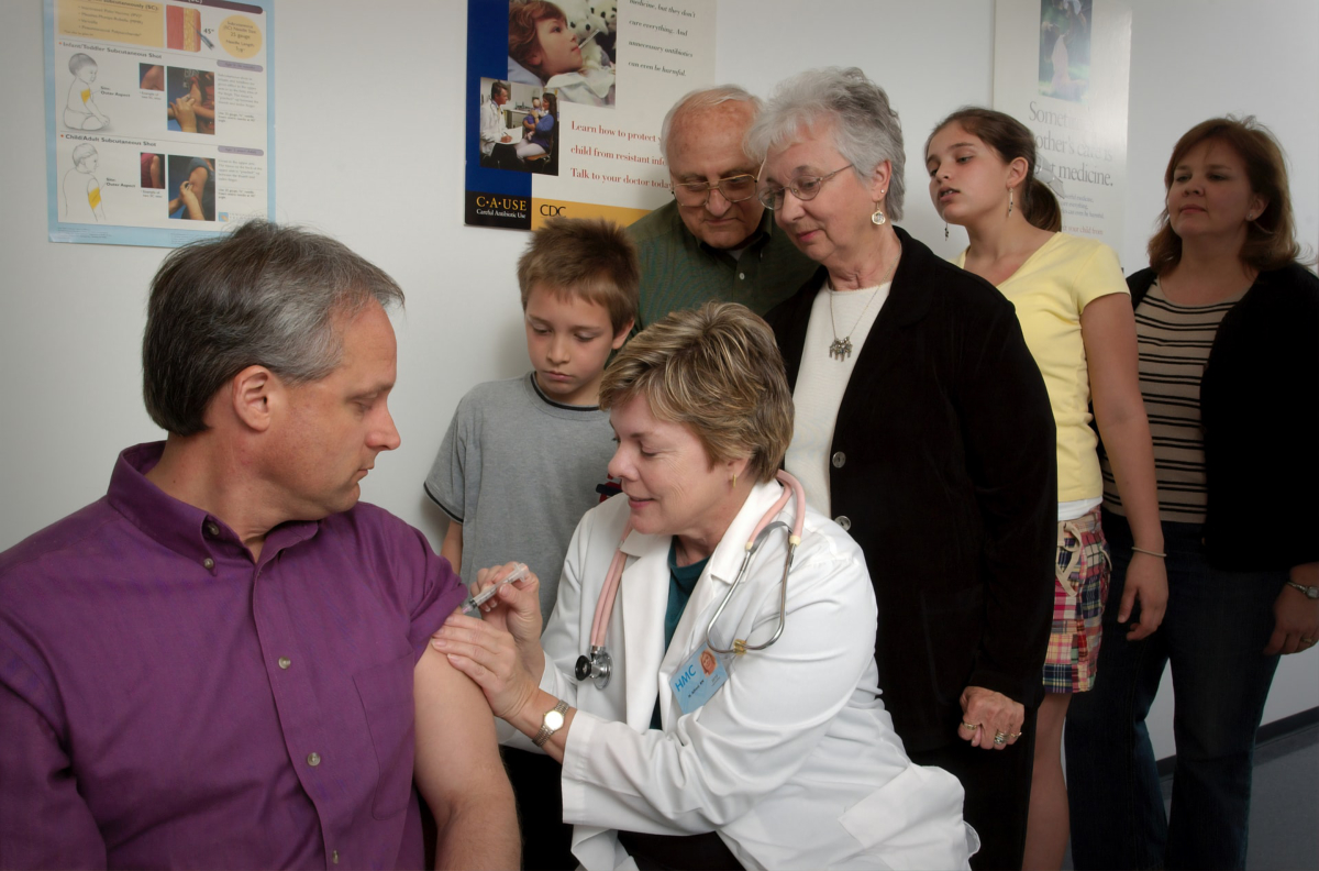 COVID-19 Cases Level Off as Vaccination Accelerates in U.S.