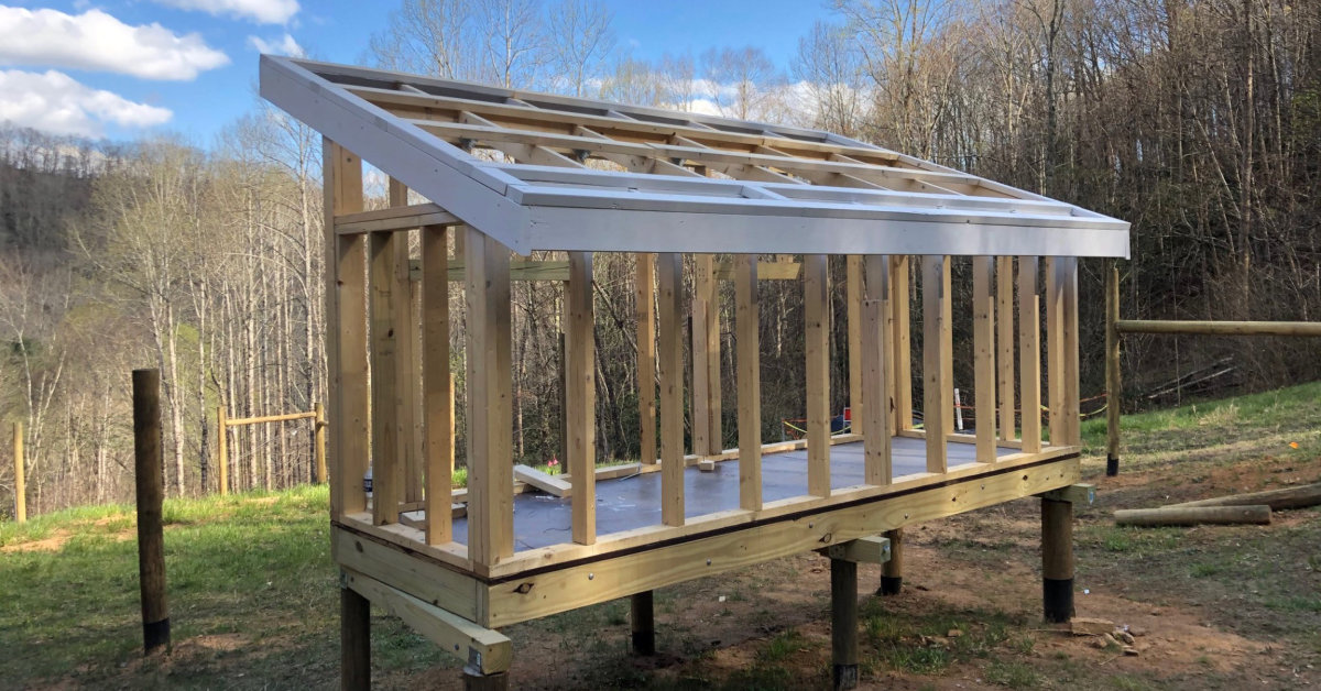 Prepper Diary April 21: Cold Weather Slows our Outdoor Work