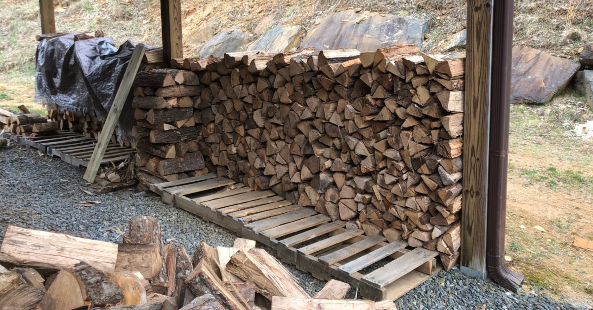 The Best Time to Start Stocking up on Firewood