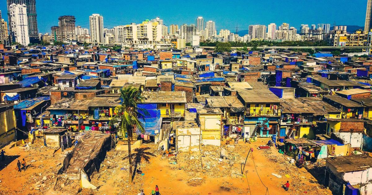 Living conditions in mumbai