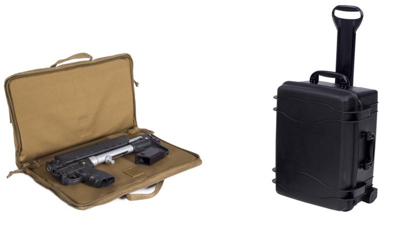 Kel-Tec Sub 2000 and a case