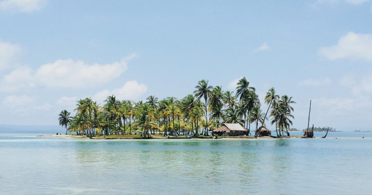 A tropical island retreat. Photo by Pablo García Saldaña on Unsplash.