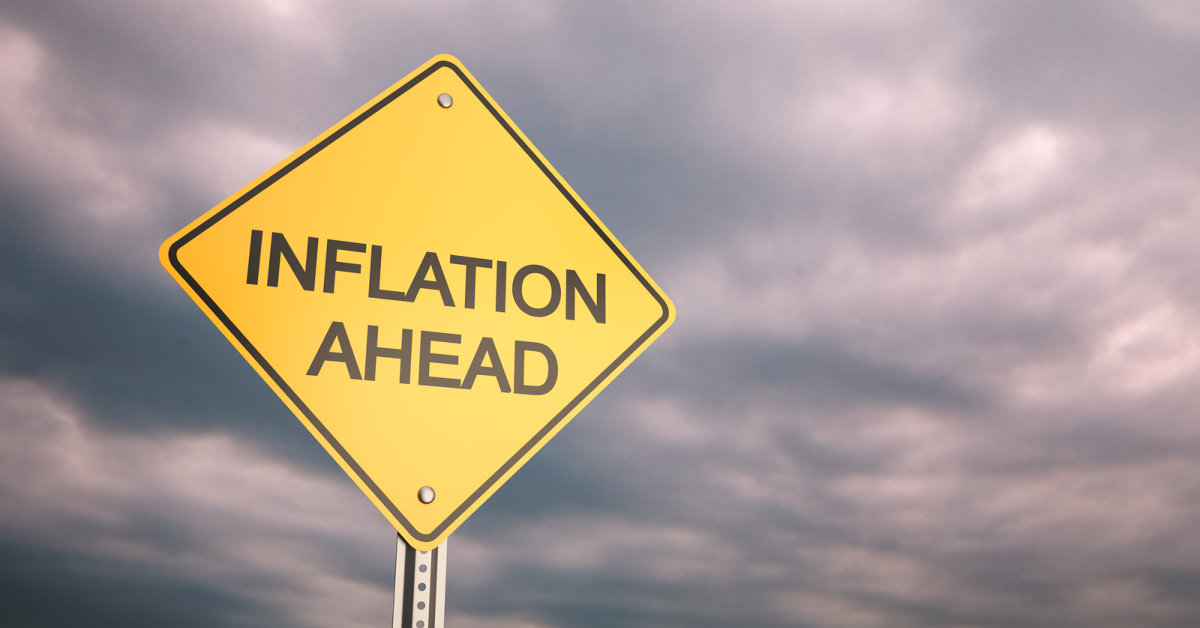 Inflation Numbers Don't Look Good