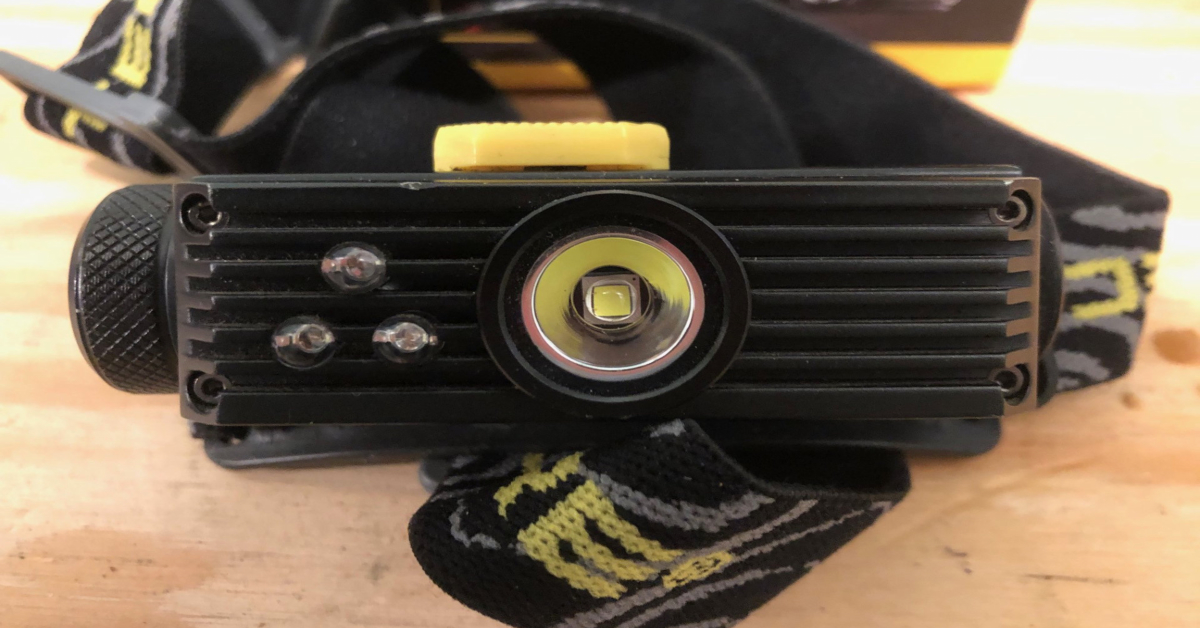 Why Every Prepper Should have a Headlamp (or Three)