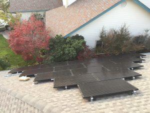 home solar panels