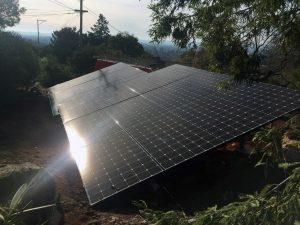 solar panel company in Santa Rosa, CA