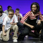 Michelle has done a lot of good, but is her latest idea the best?  Especially in the face of the educational challenges facing America?