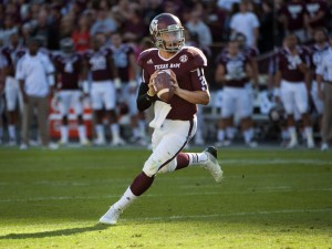 "Did ""Johnny Football"" already play his last down?"
