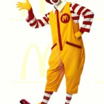 """Ronald says """"Where's the Medicaid line, kids?""""  """"Oh SNAP!"""""""
