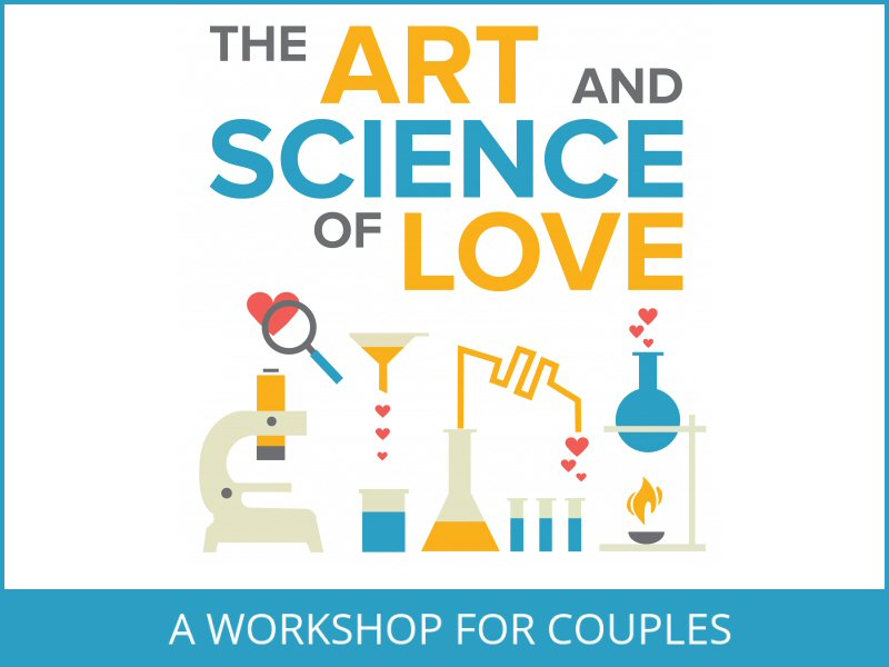 The Art and Science of Love Workshop For Couples