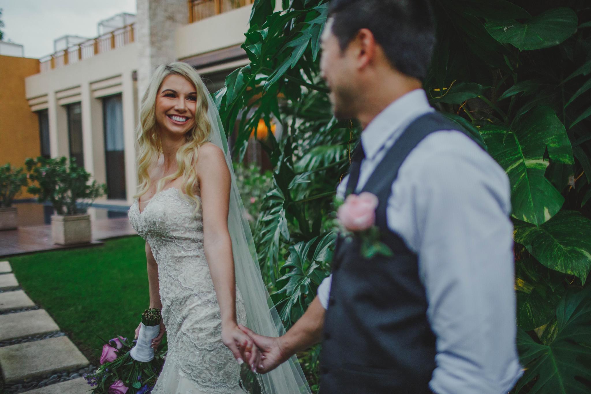Banyan Tree Mayakoba Wedding Photographer