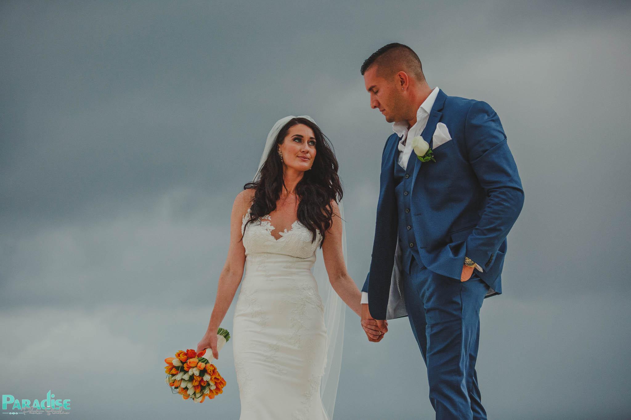 Excellence Riviera Cancun Wedding