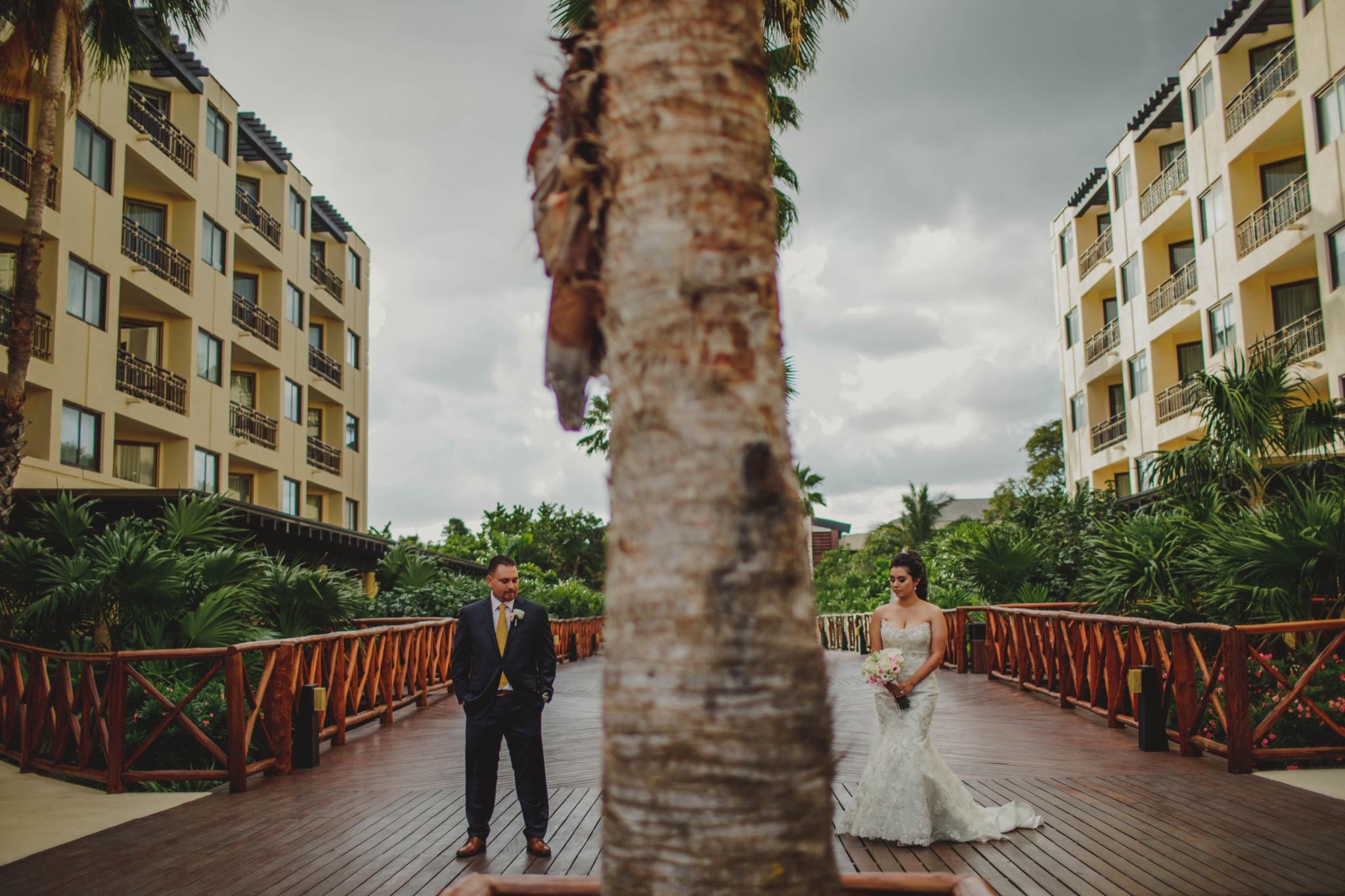 Dream Riviera Cancun Wedding