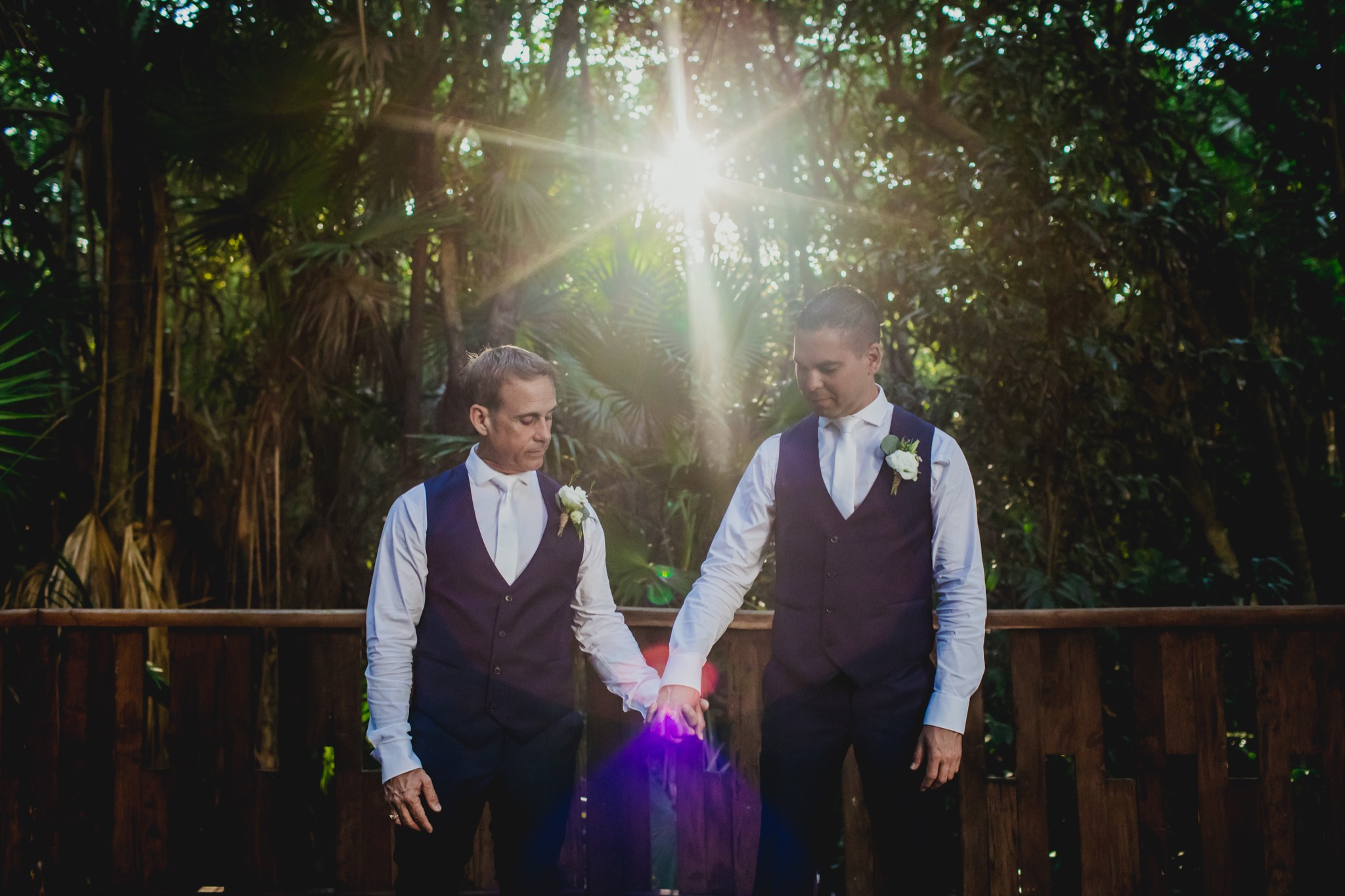 The Fives Azul Beach Resort Wedding