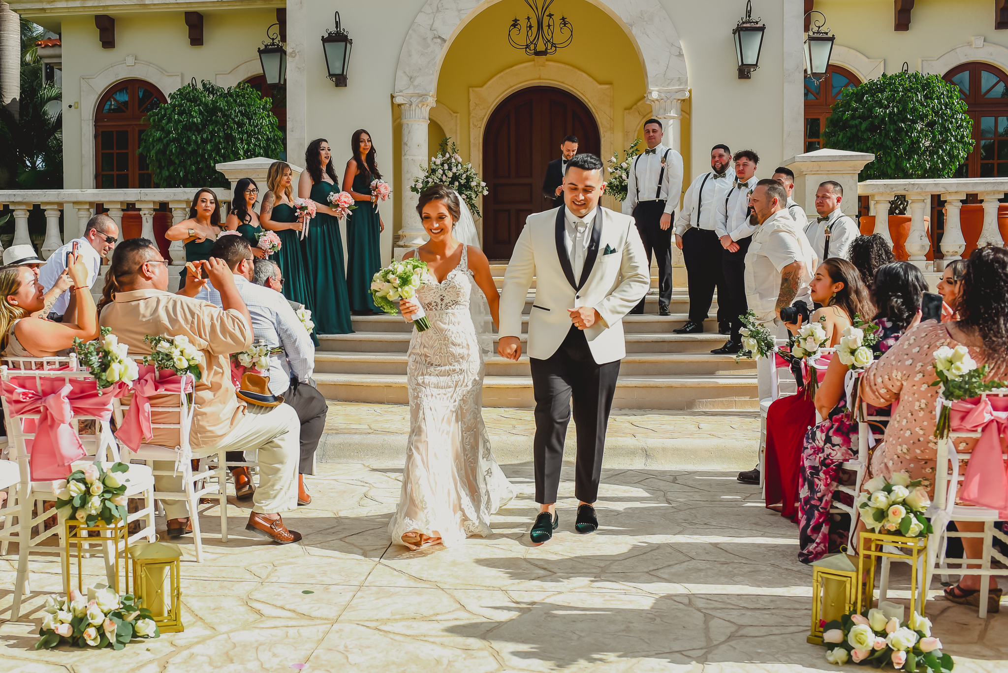 Villa la joya Wedding