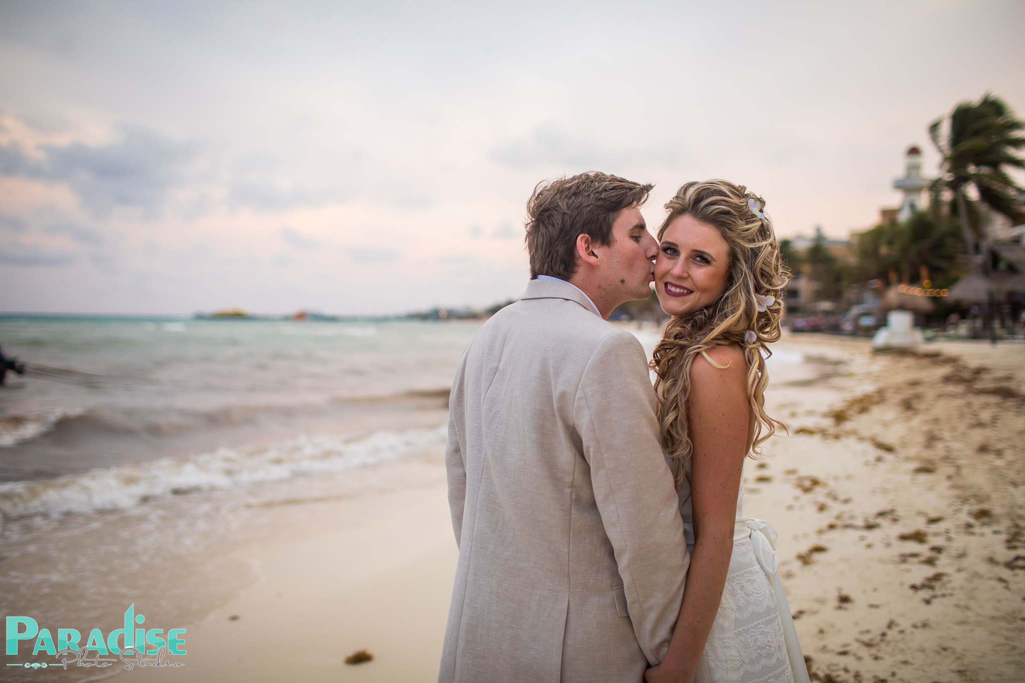 Mexico Destination Wedding Photographer Paradise Photo Studio