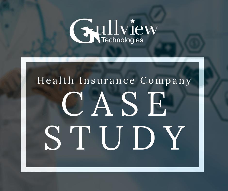 Health Insurance Company Case Study